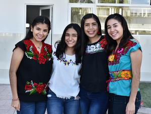 17092019 Gabriela, Paloma, Adriana, Maryfer y Majo.