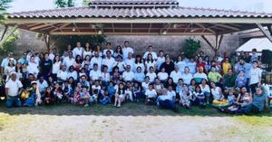 14092019 CONVENCIóN FAMILIAR.  Los integrantes de la Familia Carrillo disfrutaron de su grata compañía en la reunión que realizan cada año.