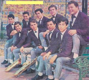 15092019 Primeros integrantes quienes fueron los fundadores. Fotografía de 1964.