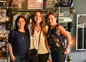 18092019 Claudia, Valeria y Valeria.