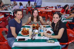 18092019 María, Luciana, y Daniela.