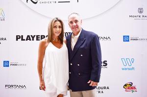 Javier Gonzàlez y Mayra corral