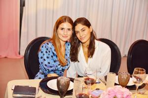 Paulina y Eloísa