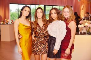 Frida, Ana Cris,katia y Regina
