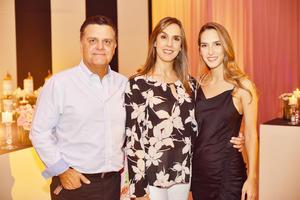 Jorge, Norma e Isabella