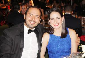 Miguel y Andrea