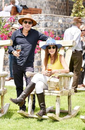 Rene Fernandez y Celia Cardenas