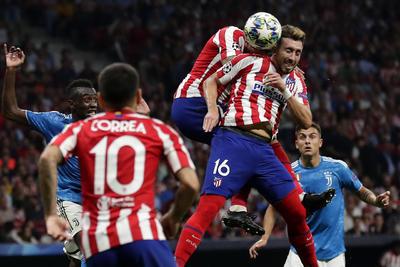 Con gol de Héctor Herrera, Atlético empata con la Juventus