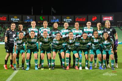 equipo de Santos Laguna femenil   Santos vs Cruz Azul  juego correspondiente a la jornada 10 de la apertura 2019 de la Liga MX femenil en TSM Oficial - lunes 16 de septiembre de 2019 21:00h