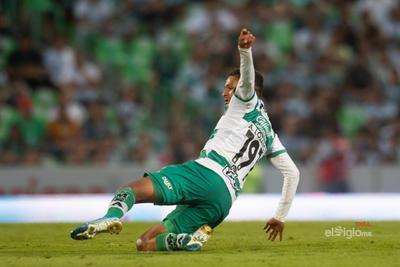 Adrián Lozano 191   Santos vs Pachuca