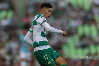 Gerardo Arteaga #17 Defensa Santos  Santos vs Pachuca  juego correspondiente a la jornada 9 de la apertura 2019 de la Liga MX en TSM Oficial - domingo 15 de septiembre de 2019 18:45h
