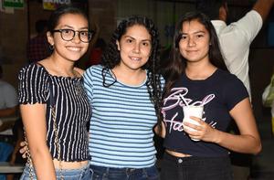 19092019 Alejandra, Sandra y Ana.