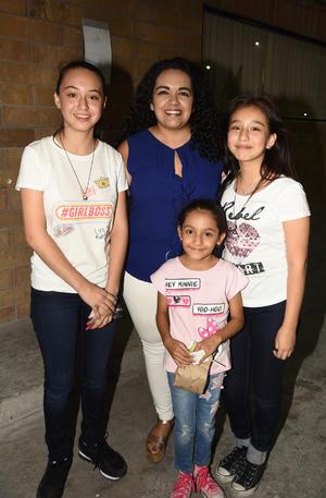 19092019 Denisse, Ximena, Fernanda y Paulina.