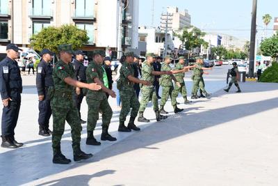 Actuaron conforme a los protocolos, y en ese aspecto bueno, nos demuestran que la coordinación de Protección Civil ha estado trabajando fuerte respecto al interior y al exterior de la ciudad, señaló el funcionario.