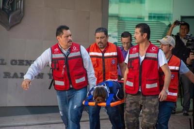 Tanto las Direcciones municipales como la Coordinación Estatal desplegaron a su personal operativo en la participación de simulacros.