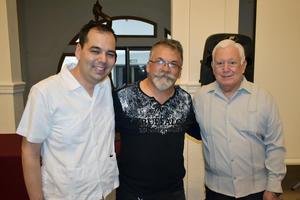 20092019 Carlos, Manuel Alonso y Jesús.