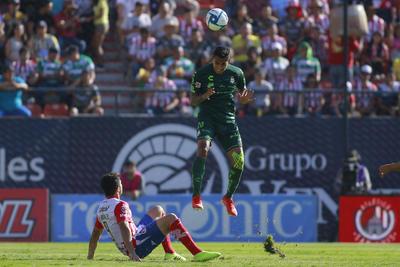 Santos logra triunfar ante Atlético de San Luis