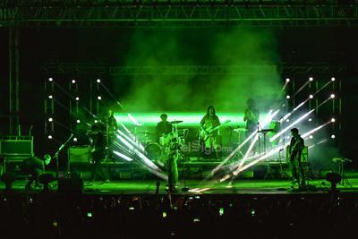Babasónicos hace sonar el rock argentino en la Comarca Lagunera