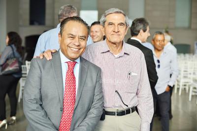 Pedro y Eduardo.