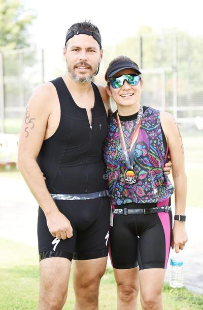 Alejandro y Carla.