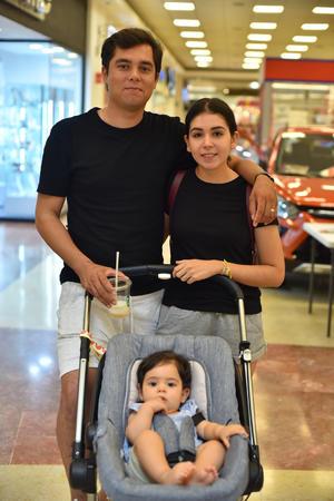 22092019 Sergio, Margarita y Renata.