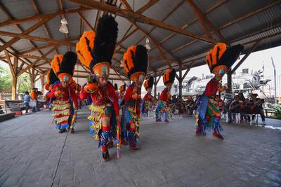 Danza Los Bachos, devoción desde 1951