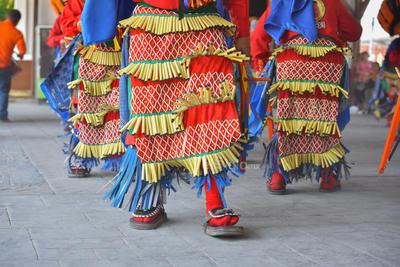 La danza es un trabajo en equipo; más de 30 almas unidas en una sola.