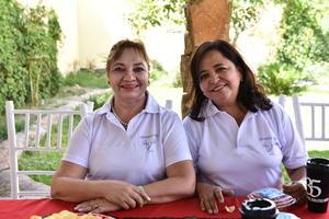 24092019 Covadonga Guzmán y Norma Ruiz.