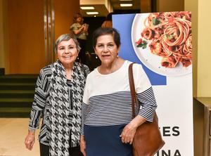 25092019 Cristina e Irma Aída Ramírez.