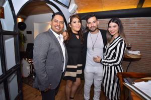 25092019 Eliú, Aime, Luis y Ana Sofía.