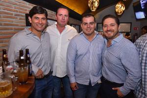 25092019 Pancho, Gerardo, Manolo y Pedro.