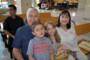 25092019 Óscar, Jesús Enrique, Elena y Adoración.