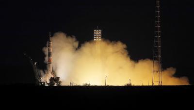 El de hoy ha sido el septuagésimo y último lanzamiento de una nave rusa con el cohete Soyuz-FG.