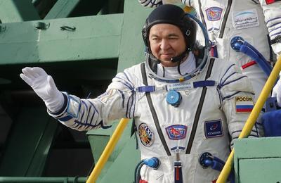 El acoplamiento de la Soyuz MS-15 se prevé a las 20:00 GMT.