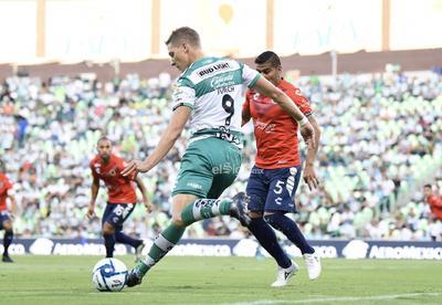 Santos vs Veracruz jornada 11 Apertura 2019    Torneo de apertura 2019 jornada 11 Liga MX marcador final Santos Laguna 5 Tiburones de Veracruz 1