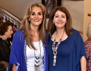 26092019 EN UN CUMPLE.  Nora y Susana.
