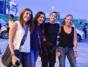 26092019 Mayte, Lorena, Eli y Menina.