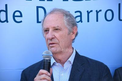 El acto fue presidido por el director general de Nafin.