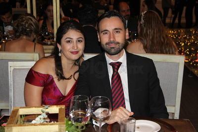 Annie y David se unen en matrimonio