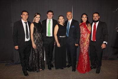 Familia Bravo de la Parra.