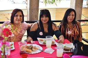 27092019 Alicia, Amparo y Yolanda.