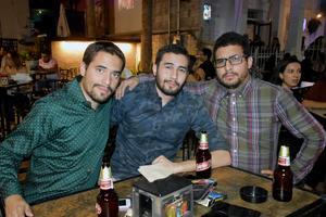 27092019 Alberto, Herson y Guillermo.