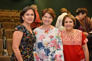 27092019 Alma, Marcela y Tere.