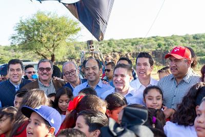 El Gobernador Aispuro Torres, dio el anuncio del festival en la entidad.