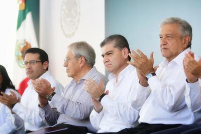 En la visita que hizo el presidente de la República, Andrés Manuel López Obrador, a Matamoros, dejó abierta la posibilidad de la construcción de un nuevo hospital del IMSS-Bienestar en el municipio.