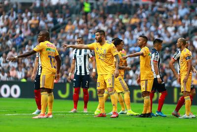Tigres se lleva el 'Clásico Regio'; América, el 'Nacional'