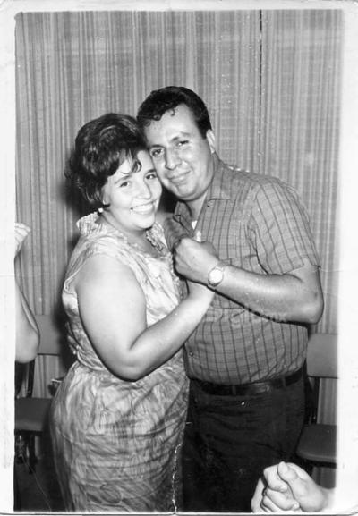 El pasado jueves 19 de septiembre, cumplirían 60 años de matrimonio Ofelia Barraza de Benítez y Carlos Benítez Castillo (+).