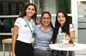 30092019 Miriam López, Mayra Espino y Joselyn Núñez.