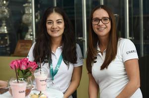 30092019 Blanca Macías y Alicia Chávez.