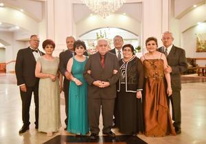 28092019 RECIENTE CELEBRACIóN.  Antonio, Irma, Rafael, Elvira, Jorge, Olga, Mario, Silvia y Enrique.